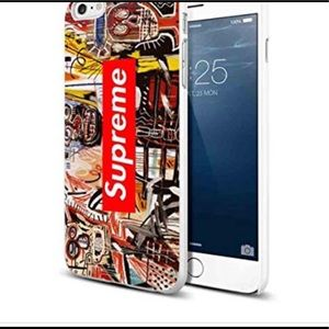 Jean Michel Basquiat iPhone 5/5s/SE case !!